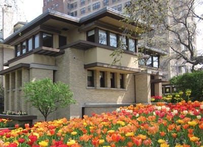 Frank Lloyd Wright home