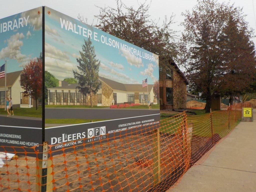Walter Oseon Memorial Library