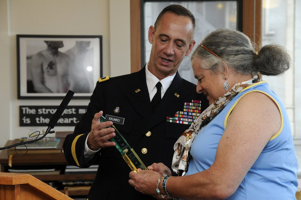 Partners and Awards | Jennifer Pritzker | Military Awards