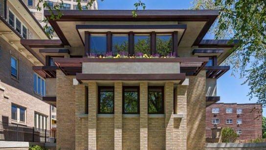 Frank Lloyd Wright Event rental
