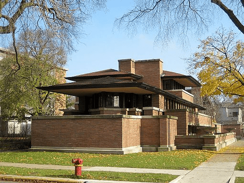 Frank Lloyd Wright restoration