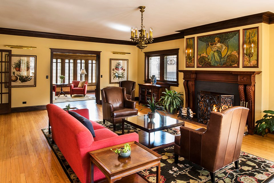 Chicago Lang House vacation rental